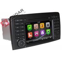 Buy cheap 800 * 480 Resolution Mercedes Cls Dvd Player , All In One Car Stereo Gps Build In RDS product