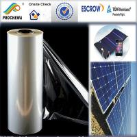 Buy cheap ETFE solar cell film , solar cell front sheet film from wholesalers