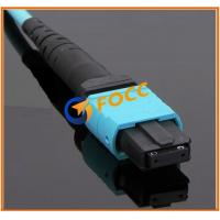 Buy cheap Multifiber Termination MPO UPC MTP 12F Polish Fiber Optic Cable Connectors from wholesalers