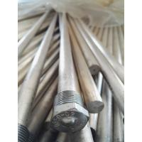 Buy cheap Extruded AZ31B magnesium rod,  water heater anode rod magnesium from wholesalers
