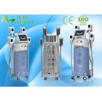 Buy cheap Cryolipolysis Body Slimming Machine , Professional Fat Freezing Device from wholesalers