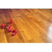 Buy cheap discount Engineered red cabreuva, teak wooden flooring damp-proof and wear resistant from wholesalers