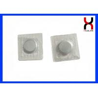 Buy cheap Sew In Invisible Magnetic Snaps / Hidden Magnetic Snaps For Clothing from wholesalers