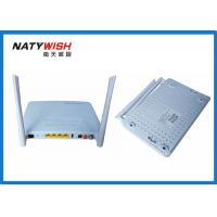 Buy cheap Safety Single Fiber EPON ONU Modem , ONU Fiber Modem Compatible With HUAWEI OLT from wholesalers