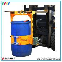 Buy cheap Forklift Mounted and Crane Mounted Drum Lifters LM800 from wholesalers