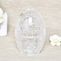 Buy cheap Best selling hot design egg jar home decoration glass storage egg jar from wholesalers