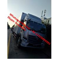 Buy cheap 2018s new design FOTON AUMARK Euro 5 cold room truck, refrigerated van truck for fresh vegetables and fruits for sale from wholesalers
