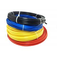 Buy cheap Flexible PA air hose ,pneumatic PA tubing,spiral polyamid hose from wholesalers