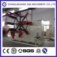 Buy cheap Automatic Hdpe pipe machine , Plastic Hdpe Pipe Coiling Machine from wholesalers
