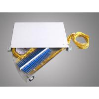 Buy cheap Fiber Optic Terminal Box,1U 19'' rotary type 24core rack mount from wholesalers