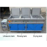 Buy cheap Automatic Industrial Ultrasonic Cleaner / Ultrasonic Wash Tank  For Car Parts from wholesalers