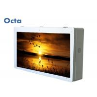 Buy cheap Outdoor Wall Mounted Digital Signage High Brightness Waterproof LCD Display from wholesalers