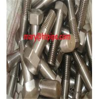 Buy cheap inconel 718 bolt nut washer from wholesalers