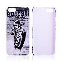 Buy cheap 2014  Street Style Water Decal Mobile Phone Cover  for iPhone 5S from wholesalers