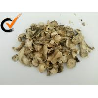 Buy cheap Safe Organic Dried Sliced Shiitake Mushrooms None Additives Fresh Materials from wholesalers