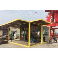 Buy cheap Home Removable Storage Container Houses For  Portable Office from wholesalers