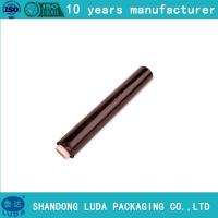 Buy cheap Waterproof Stretch Wrap Jumbo Roll Machine Use cling wrap Film from wholesalers
