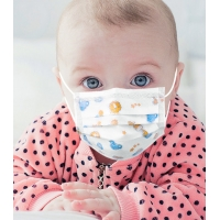 Buy cheap GBT32610-2016 Tri Layer Children's Disposable Mask from wholesalers