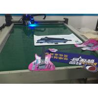 Buy cheap Printing sticker cutting plotter small production making cutting table from wholesalers