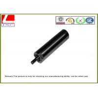 Buy cheap Machined Metal Parts silkscreen equipment stainless steel shaft with cataphoresis from wholesalers