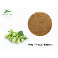 Buy cheap Food Additives Plant Extract Powder Hops Flower Extract for Beer Brewing from wholesalers