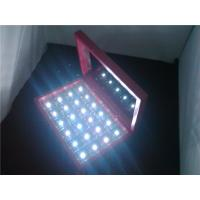 Buy cheap Customized Acrylic Cosmetic Display And Acrylic Makeup Box With Led Light product