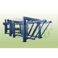 Buy cheap Full Automatic AAC Block Production Line / Concrete Making Machine from wholesalers