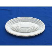 Buy cheap Biodegradable Oval Fish Tray (30#) from wholesalers