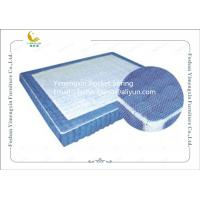 Buy cheap Micro Multi Zoned Pocket Spring Unit with Top and Bottom Non Woven Covers from wholesalers
