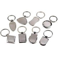 Buy cheap Customized metal keychain from wholesalers