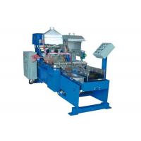 Buy cheap Low Level Flat Cutting Casting Machine For Lead Acid Battery Making from wholesalers