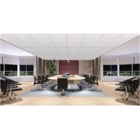 Buy cheap Perforated Decorative Fibre Cement Ceiling Boards Sound Absorbing CE Standard from wholesalers