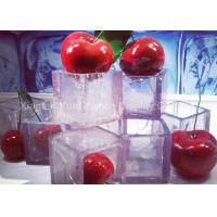 Buy cheap Window Display Custom Fruit Statues , Large Fiberglass Statues Safe Delivery from wholesalers