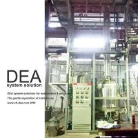 Buy cheap SS 304 Fractional Distillation Tower Volatile Components Optional External Condenser from wholesalers