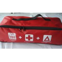 Buy cheap car first aid bag, car first aid kid, roadside car emergency kit from wholesalers