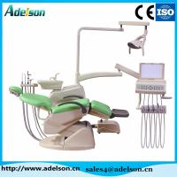 Buy cheap 2016 New design hot sale down mounted tool tray luxury folding dental chair from wholesalers