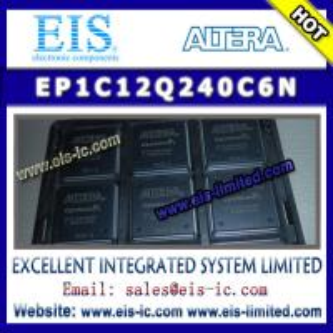 Buy cheap EP1C12Q240C6N - ALTERA - Cyclone FPGA Family product