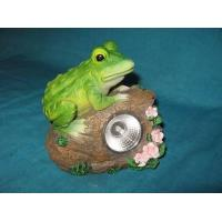 Buy cheap Garden frogs solar Lights from wholesalers