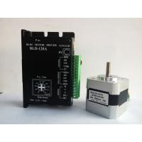 Buy cheap 4 Leads Stepper Motor Kit , CNC Router kits 3 Axis Brushless DC Motor and driver from wholesalers