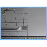 Buy cheap 24 X 46 Steel Welded Wire Mesh PanelsSheetsChrome Plated Storage Racking from wholesalers