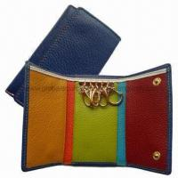 Buy cheap Key Holder Wallet, Made of Leather from wholesalers