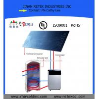 Buy cheap Eco Friendly Heat Pump Water Heater System With Thermodynamic Solar Panel from wholesalers