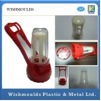 Buy cheap Custom Electronic Plastic Parts Flashlight / LED Torch Light Plastic Injection Mold product