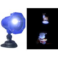 Buy cheap Christmas And Halloween Decoration Projector With 12 types Rotating LED Christmas Spotlights For Outdoor Garden Wall from wholesalers