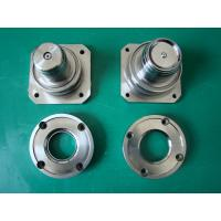 Buy cheap SS Precision Cnc Machined Parts 28-30 HRC Hardness ISO 9001 Approved from wholesalers