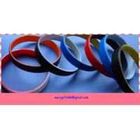 Buy cheap medical alerts silicone bracelets from wholesalers
