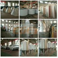 Buy cheap 20 Bbl Fermenter Stainless Steel Tank Industrial Beer Brewing Equipment from wholesalers