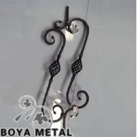 Buy cheap Decorative Wrought Iron Railings for Fence and Stair from wholesalers