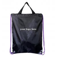 Buy cheap Shopping Recycable Outdoor Sports Backpack W33*H45 cm Soft-Loop Handle from wholesalers