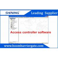 Buy cheap SDK Monitoring Access Control Software For Time Attendance Administration from wholesalers